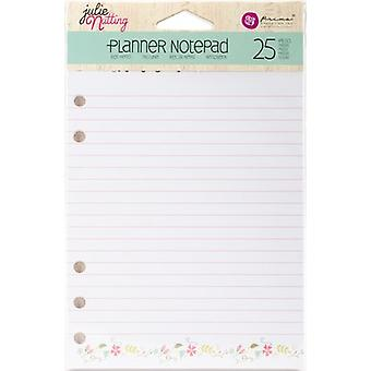 Julie Nutting Planner Inserts-Lined Notepad 911966