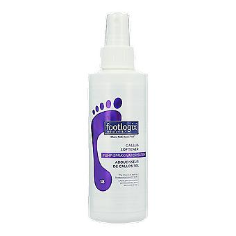 Footlogix Professional Callus Softener Pump Spray 180ml