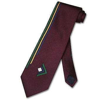 Papillon 100% SILK NeckTie Pattern Design Men's Neck Tie #337-3