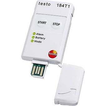 Temperature data logger testo 184 T1 Unit of measurement Temperature