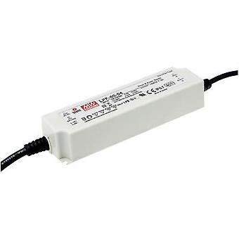 LED driver, LED transformer Constant voltage, Constant current Mean Well LPF-60-12