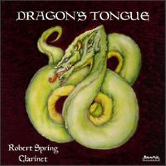 Robert Spring - Dragon's Tongue [CD] USA import