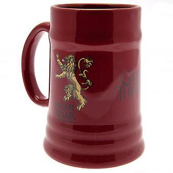 Game Of Thrones Stein Mug Lannister