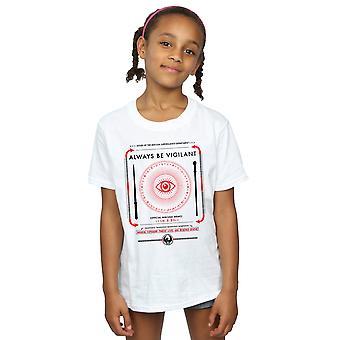 Fantastic Beasts Girls Always Be Vigilant T-Shirt