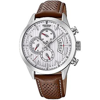 Festina mens watch chronograph sport F20271/1
