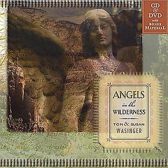 Tom Wasinger & Susan - Angels in the Wilderness [CD] USA import