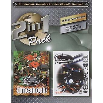 Pro Pinball Timeshock på nettet