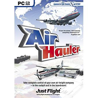 Air Hauler - Add-On for Flight Simulator X and FS2004 (PC DVD)