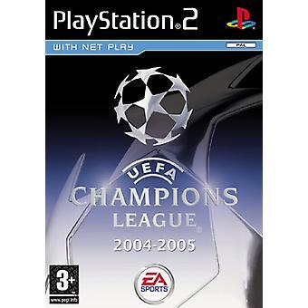 UEFA Champions League 2004-2005 (PS2)