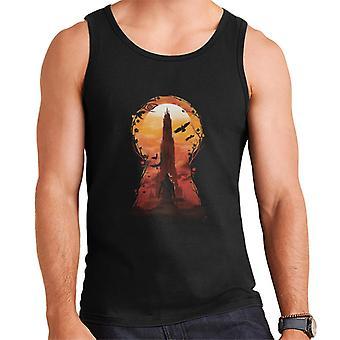 The Dark Tower Men's Vest