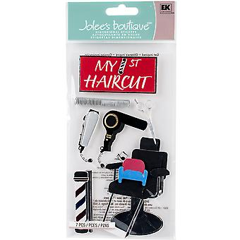Jolee's Boutique Dimensional Stickers-Haircut