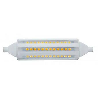DioDor LED EEC A+ (A++ - E) R7s Tubular 13 W = 91 W Cool white (Ø x L) 29 mm x 118 mm dimmable 1 pc(s)
