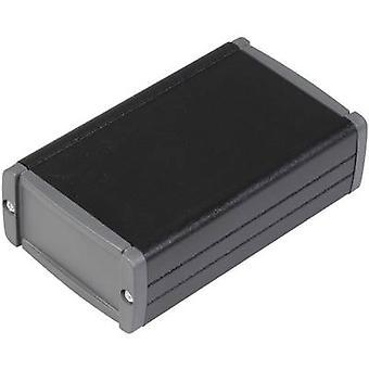 TEKO TEKAL 12.29 universele behuizing 100 x 59,9 x 30,9 Aluminium Zwart 1 PC('s)