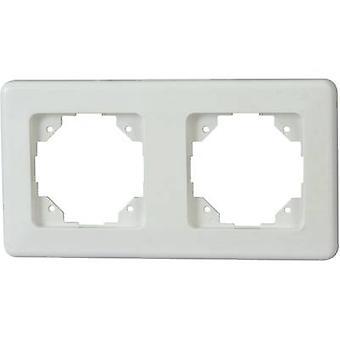 Kopp 2x Frame Europa Arctic white, Matt 303213084