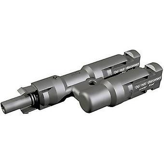 Prise de Stäubli 32.0019 PV-AZS4 branche connecteur MC-PV-AZ Type (divers) branche - mm²