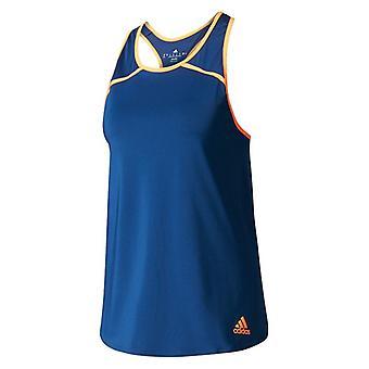 Adidas CLUB TANK women's MYSBLU/GLOORA BK0720