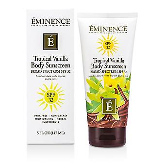 Eminence Tropical Vanilla Body SPF 32 - 147ml/5oz