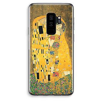 Samsung Galaxy S9 Plus Transparent Case (Soft) - Der Kuss
