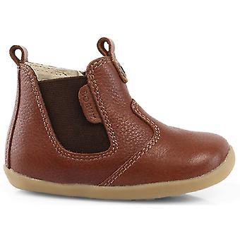 Bobux Step Up Boys Jodphur Boots Toffee