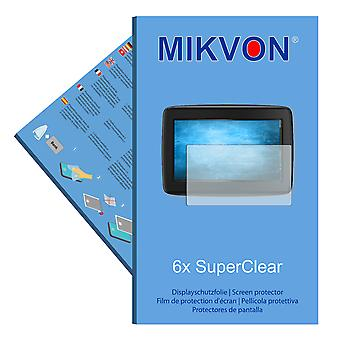 TomTom Start 20 M Europe Traffic screen protector- Mikvon films SuperClear