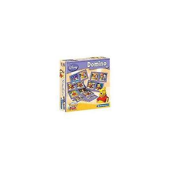 Clementoni Winnie l'ourson Domino