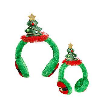 Weihnachtsbaum Ohrenschützer
