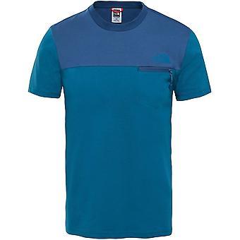 De North Face Tshirt Zpocket T92S5R1VT-mannen t-shirt