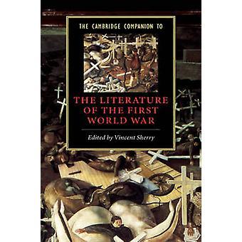 Cambridge Companions to Literature von Vincent Sherry