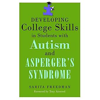 College-Kompetenzentwicklung bei Schülern mit Autismus und Asperger Synd