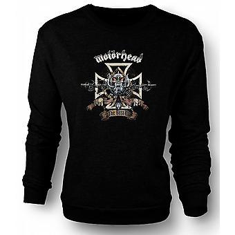 قميص رجالي من النوع الثقيل موتورهيد--أفضل من الصخور المعدنية