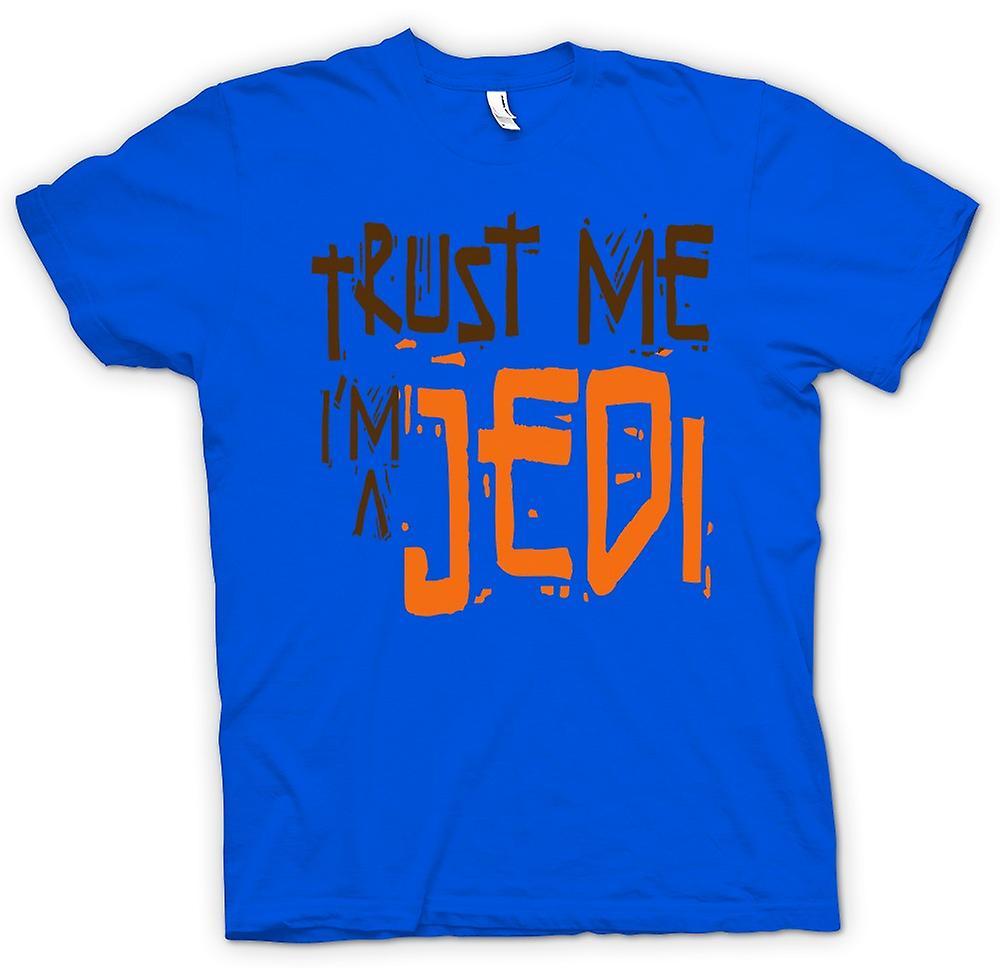Mens T-shirt - Trust Me I'm A Jedi - Funny