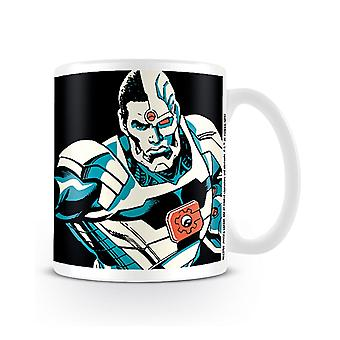 Justice League Cyborg Mug