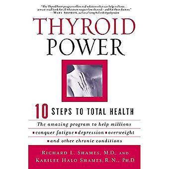 Schildklier Power: Tien stappen voor de totale gezondheid