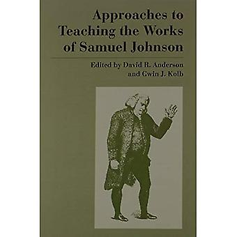 Approaches to Teaching the Works of Samuel Johnson, Vol. 49