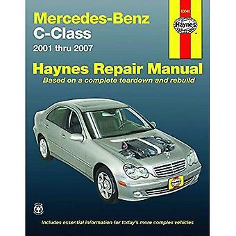 Mercedes-Benz C-Class Repair Manual (manuel de réparation Haynes)