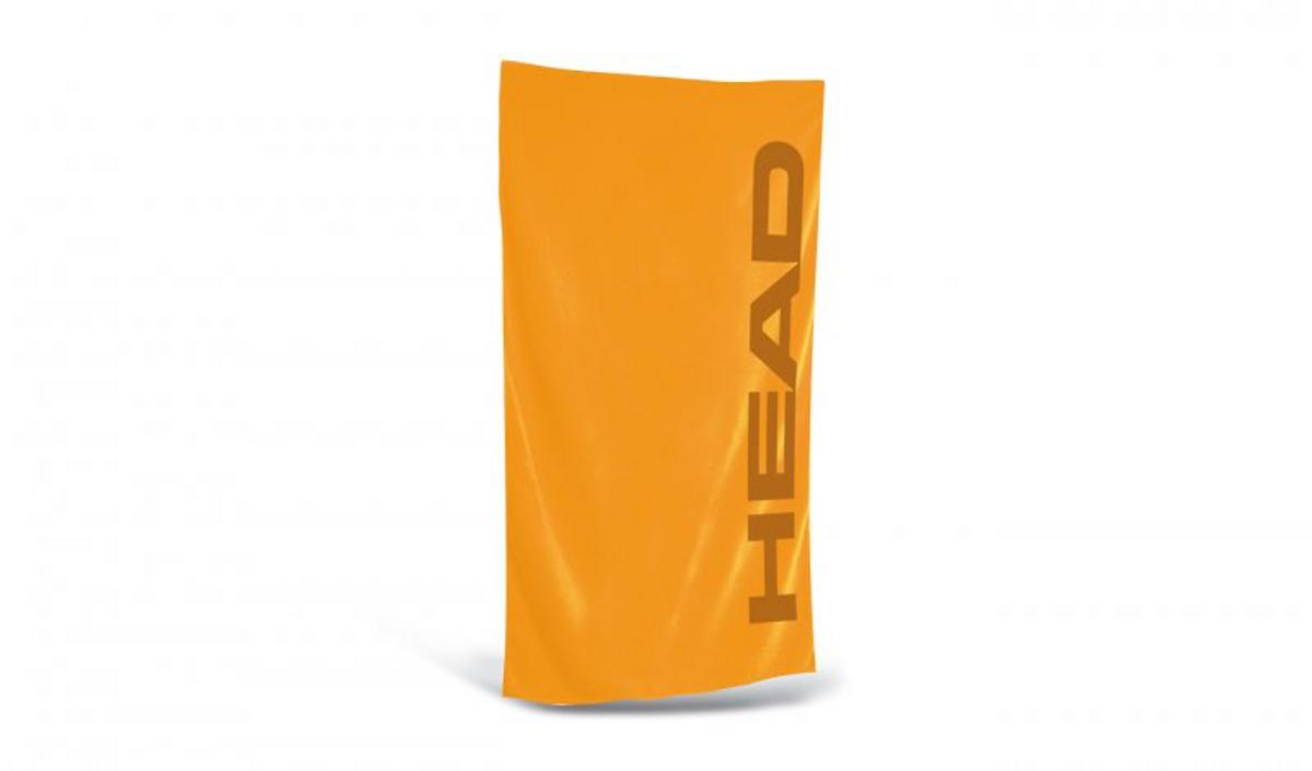 Head Sport Microfibre Towel - Orange