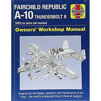 Fairchild Republiek A-10 Thunderbolt II