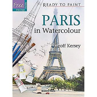 Paris in Aquarell