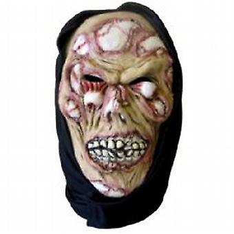 Face Mask with Hood - Flesh Eater