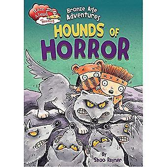Course avant avec lecture: aventures âge du Bronze: chiens de l'horreur (course avant avec lecture)