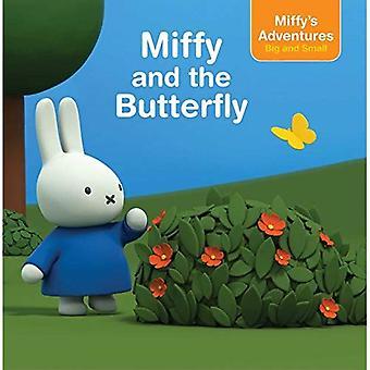 Miffy und der Schmetterling (Miffy Abenteuer, groß und klein)