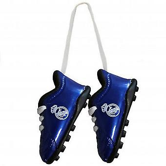 Real Madrid Boot carro cabide