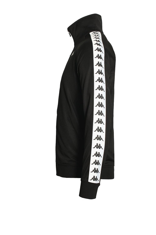 dfb3fffd6e Kappa Banda Anniston Track Jacket | Black/White
