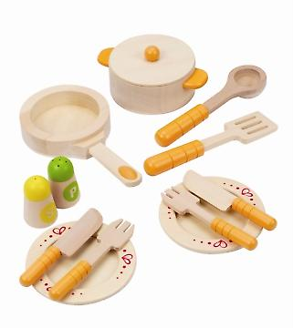 HAPE Gourmet Kitchen Set E3103