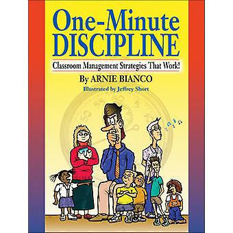 En minut disciplin Classrm Mgmt Strat av Bianco