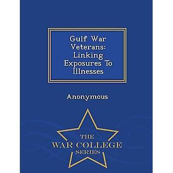 Veterani di guerra del Golfo che collega le esposizioni della serie malattie War College di casa del Congresso degli Stati Uniti di rappre