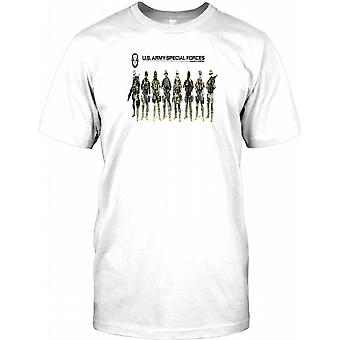 US Army Special Forces Kids T Shirt