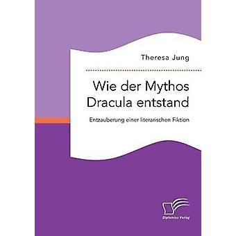 Wie der Mythos Dracula bei ungefähr einer literarischen Fiktion da Jung & Teresa