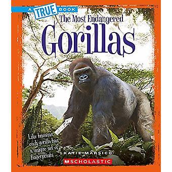 Gorillas by Katie Marsico - 9780531232798 Book