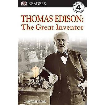 DK Readers L4 - Thomas Edison - The Great Inventor by Caryn Jenner - 97